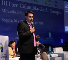 Jorge Eduardo Rojas, Ministro de Transporte, Colombia