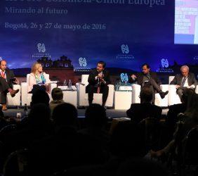 Alberto Samuel Yohai, Trinidad Jiménez, David Luna, Pablo Bello, Almerino Furlan