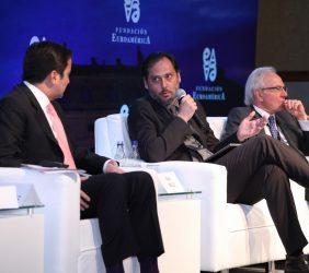 Ministro David Luna, Pablo Bello, Almerino Furlan