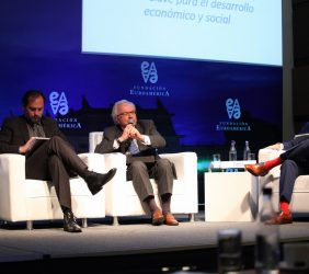 Pablo Bello, Almerino Furlan, Carlos Loaiza