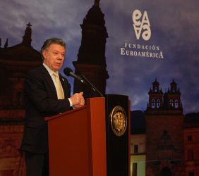 Intervención del Presidente Juan Manuel Santos