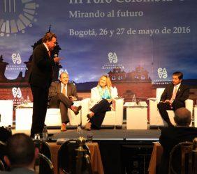 Carlos Royo, Alberto Samuel Yohai, Trinidad Jiménez, David Luna