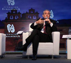 Ramón Jáuregui, Co-Presidente de la Asamblea Parlamentaria Euro-Latinoamericana, Eurolat