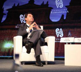 Carlos Vogeler, Organización Mundial del Turismo, OMT
