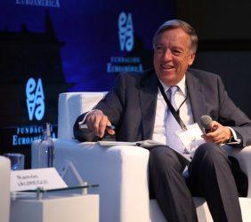 Carsten Moser, Vicepresidente de la Fundación Euroamérica