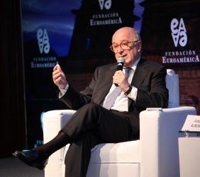 Joaquín Almunia, Ex Vicepresidente de la Comisión Europea  y  Ex Comisario