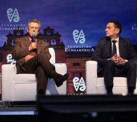 Jaime Bueno y  Piero Venturi