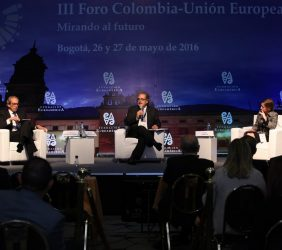 José Manuel González-Páramo, Gerardo Hernández Correa, Luisa García
