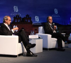 José Manuel González-Páramo, Gerardo Hernández Correa