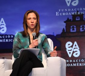 María Claudia Lacouture, Ministra de Comercio, Industria y Turismo, Colombia