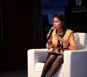 Carolina España, Directora en Colombia de CAF, Banco de Desarrollo de América Latina