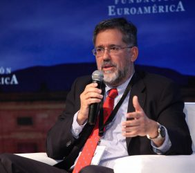 Pedro José Collado, Country Manager de FCC Colombia