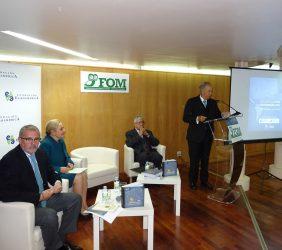 Fernando R. Lafuente, Benita Ferrero-Waldner, Fernando Labrada, Juan Miguel Villar Mir