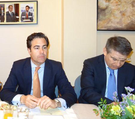 Pablo Zalba y Miguel Jurado