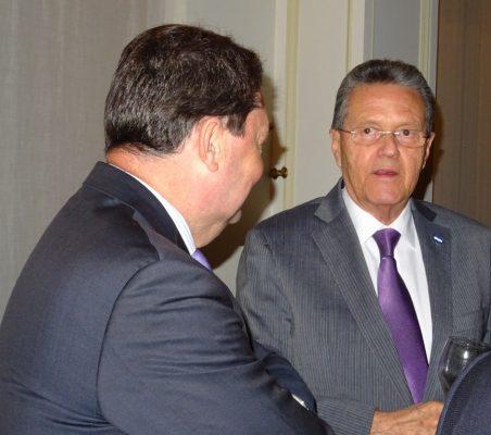 Norman García Paz, Embajador de Honduras
