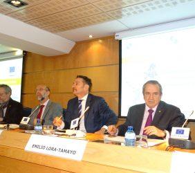 Alberto Ruiz Jimeno, Carlos Augusto Abicalil, Piero Venturi, Emilio Lora-Tamayo,