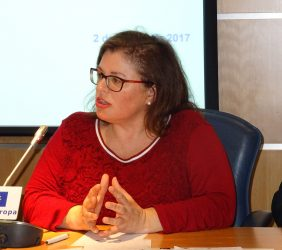 Ana Isabel Sanz,