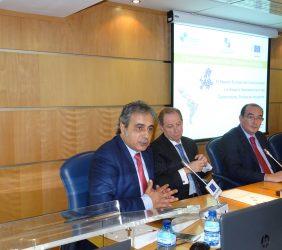 Luis Fernando Álvarez Gascón, Tomás García Blanco, Carlos Ávila