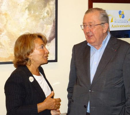 Luisa Peña y Philippe Dillmann