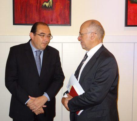 Carlos Ávila y Juan Miguel Márquez