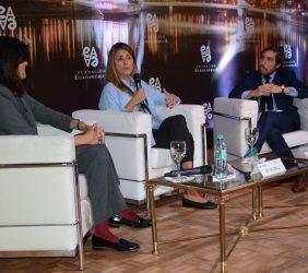 Lorella de la Cruz, Marisa Bircher, Carlos Loaiza