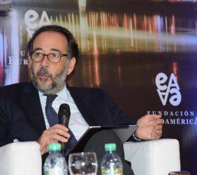 Carlos López Blanco, DG  de Asuntos Públicos y Regulación y miembro del Comité Ejecutivo de Telefónica