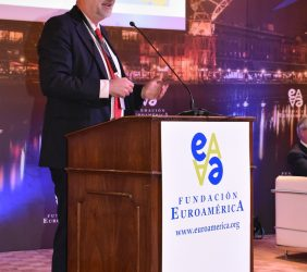 Adrianus Koetsenruijter, Jefe de la División de América del Sur, European External Action Service (EEAS), U.E