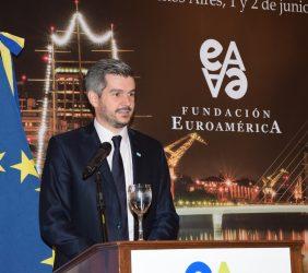 Marcos Peña, Jefe de Gabinete de Ministros, Argentina