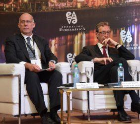 Juan Miguel Márquez de Icex y Bernhard Graf Von Waldersee, Embajador de Alemania en Argentina
