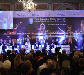 Sesión : Europa y Argentina, una colaboración estratégica de comercio y de inversión