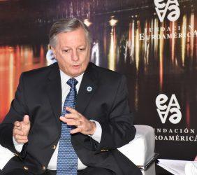Juan José Aranguren , Ministro de Minas y Energía