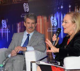 José Ignacio Salafranca, Benita Ferrero-Waldner