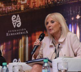 Teresa Castaldo, Embajadora de Italia en Argentina