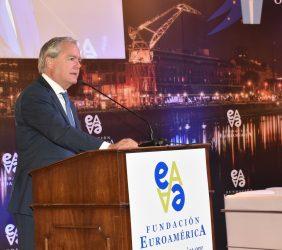 Federico Pinedo, Presidente  Provisional del Senado de la Nación Argentina