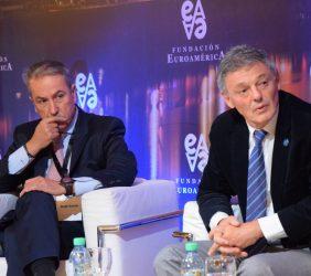 Sergio Aranda y Ministro Francisco Cabrera