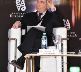 Pierre Guignard ,Embajador de Francia en Argentina