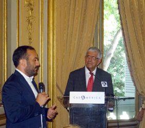 Juan Carlos Lossada, ex director de la CNAC de Venezuela