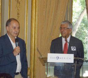 Fernando Lara, ex director del Instituto de las Artes y las Ciencias Audiovisuales (ICAA)