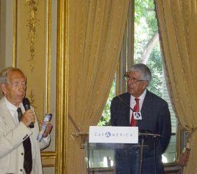 José María Otero, ex director del Instituto de las Artes y las Ciencias Audiovisuales (ICAA)