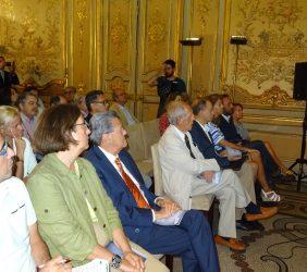 Asistentes a la Presentación del Anuario del Cine Iberoamericano