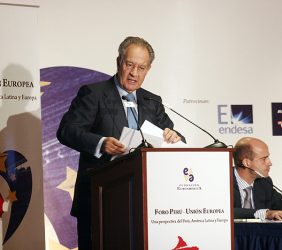 Juan-Miguel Villar Mir, Presidente de OHL, España