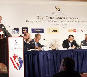 Guillermo Muñoz-Delgado, Director de Exploración y Producción del Perú, Repsol YPF