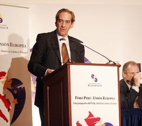 José Manuel González-Páramo, Miembro del Consejo del Banco Central Europeo