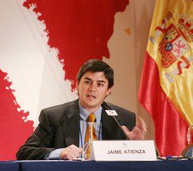 Jaime Atienza, Responsable de Relaciones Económicas Internacionales, Fundación Carolina-Centro de Estudios para América Latina y la Cooperación, España