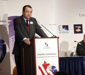 Ignacio Blanco, Gerente General de Edelnor