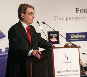 Carlos Alfonsi, Director Ejecutivo de Refino y Marketing de Pacífico y Brasil, Repsol YPF