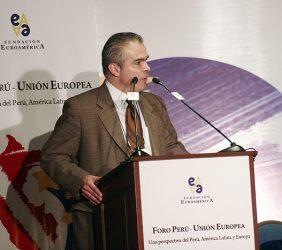 Pedro Gamio, viceministro de Energía, Perú