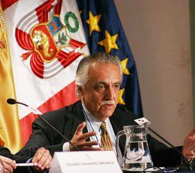 Gonzalo Prialé, Presidente de AFIN