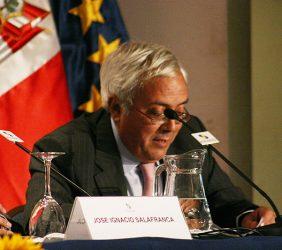 Antonio Cardoso-Mota, Jefe de la Delegación de la Comisión Europea en el Perú