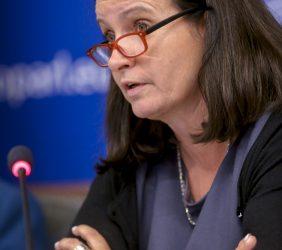 Edita Hrdá, Directora General para las Américas, EEAS